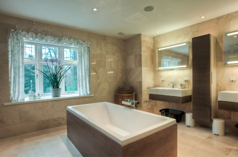 Knutsford Master Bathroom Snowgoose Interiors