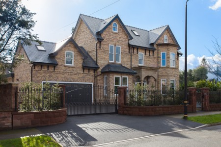 Bowdon; luxury family home