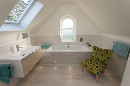 Bowdon Guest Bathroom