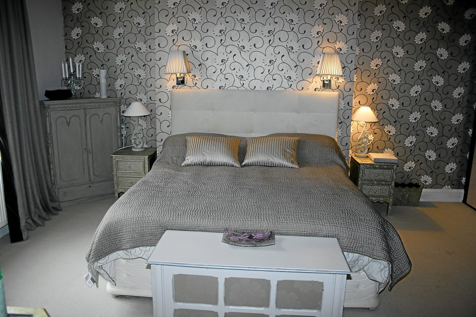 London bedroom snowgoose interiors for Bedroom designs london
