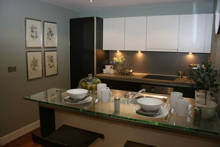 Show Flat: Kitchen