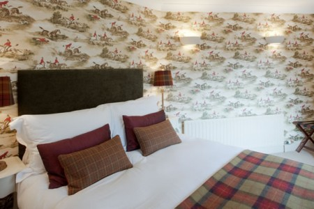 The Red Lion, Lancashire: Bedroom 1