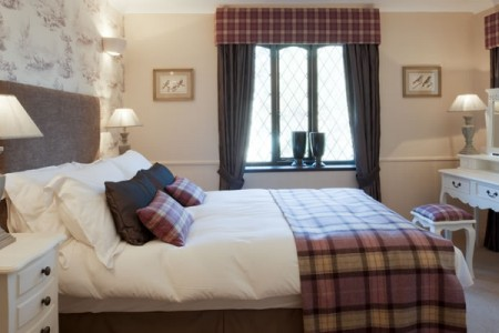The Red Lion, Lancashire: Bedroom 2