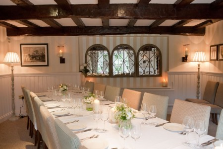 The Cottage Inn – Private Dining