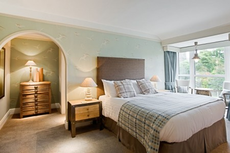 Anglesey Arms: Bedroom