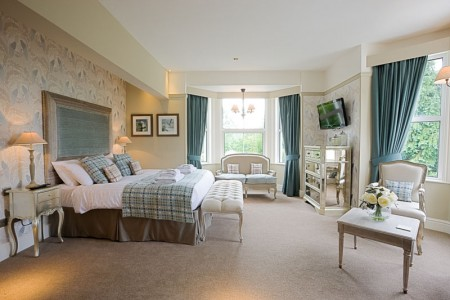 Anglesey Arms: Bridal Suite